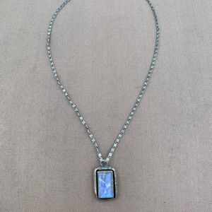 Opal Gem Necklace